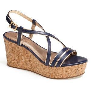Kate Spade Tender Wedge Sandal